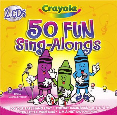 50 Fun Sing-Alongs