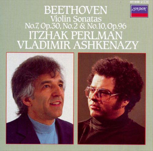 Beethoven: Violin Sonatas Nos. 7, 2, 10