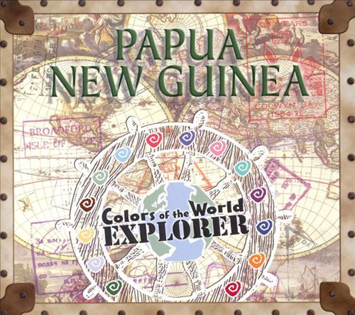 Colors of the World: Papua New Guinea