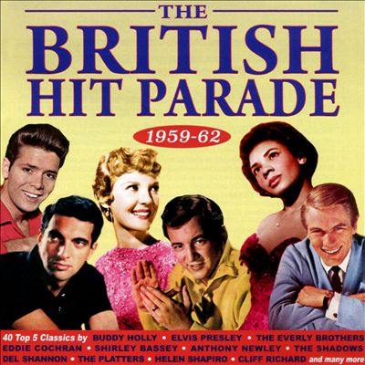 The British Hit Parade: 1959-62