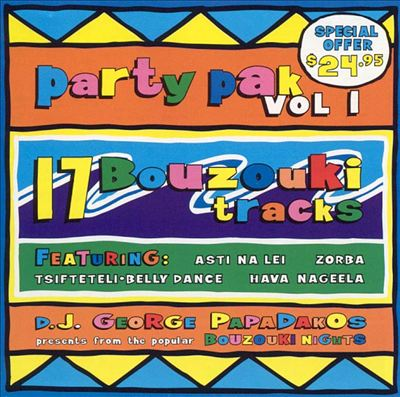 Party Pak, Vol. 1