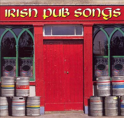 Irish Pub Songs [St. Clair 2008]
