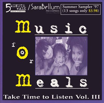Take Time to Listen, Vol. 3: Music for Meals