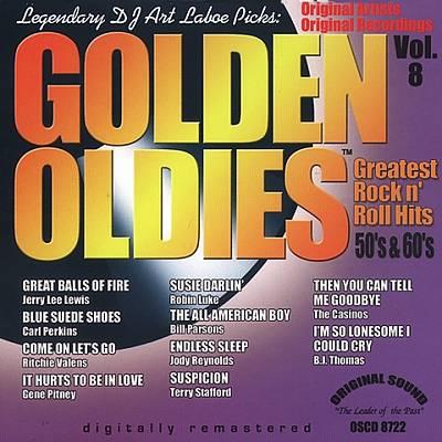 Golden Oldies, Vol. 8 [Original Sound 2002]