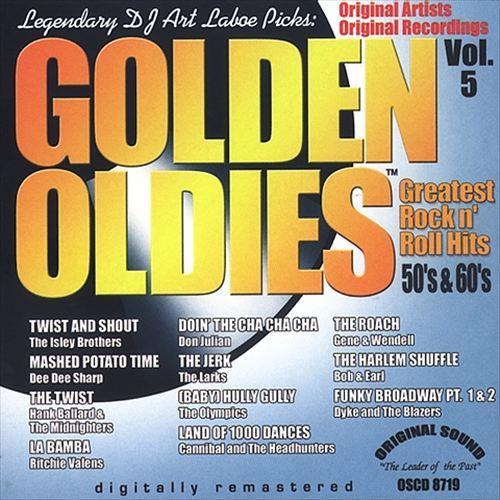 Golden Oldies, Vol. 5 [Original Sound 2002]