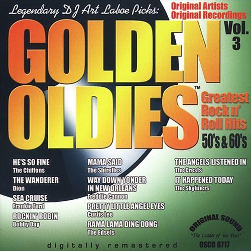Golden Oldies, Vol. 3 [Original Sound 2002]