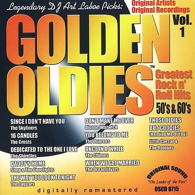 Golden Oldies, Vol. 1 [Original Sound 2002]