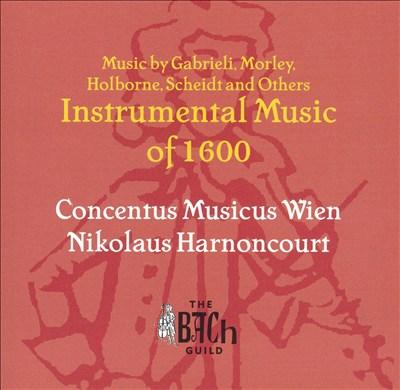 Instrumental Music of 1600