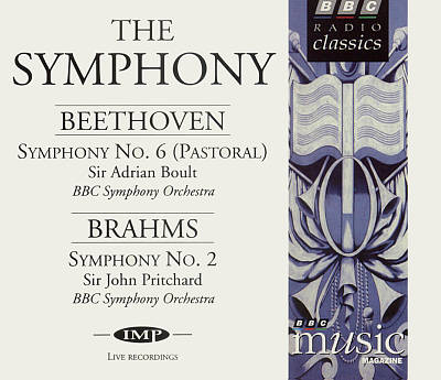 The Symphony: Beethoven, Brahms