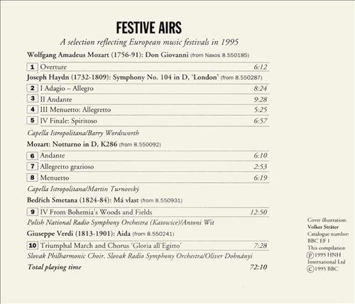 Festive Airs