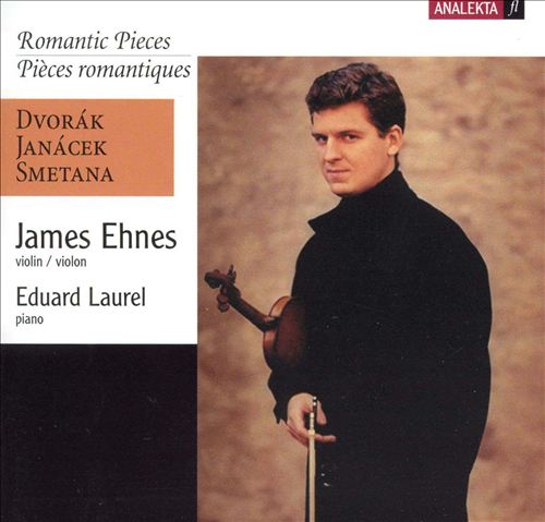 Dvorák, Janácek, Smetana: Romantic Pieces (Includes Bonus CD)