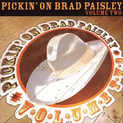 Pickin' on Brad Paisley, Vol. 2