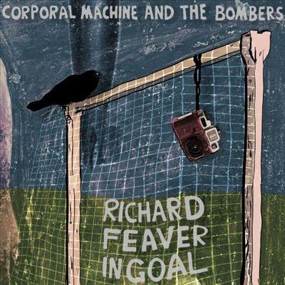 Richard Feaver In Goal