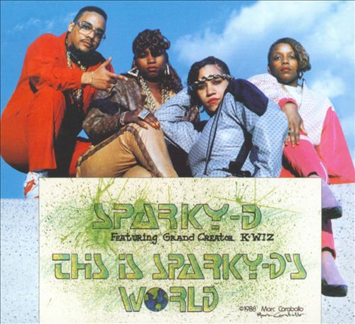 This Is Sparky D's World