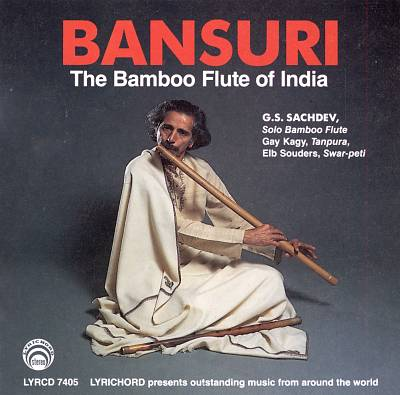 Bansuri: The Bamboo Flute of India