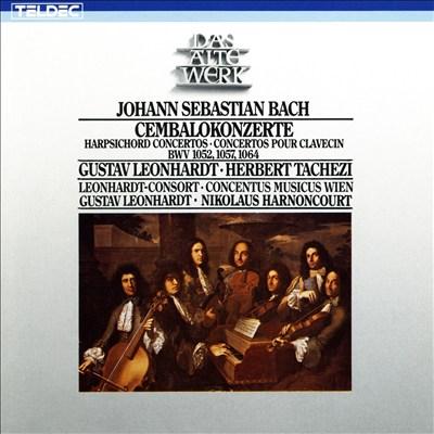 Bach: Cembalokonzerte