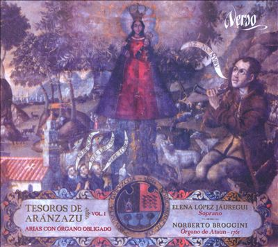 Tesoros de Aránzazu, Vol. 1