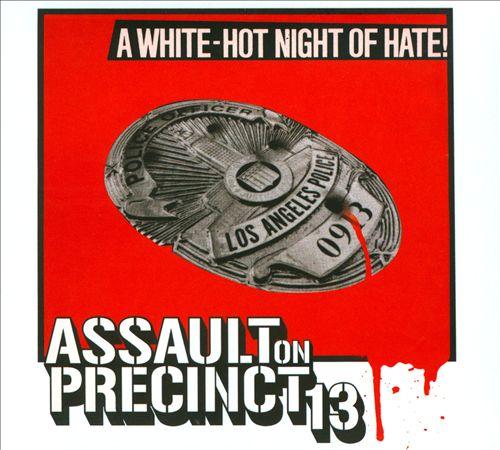 Assault on Precinct 13 [Original Soundtrack]