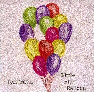 Little Blue Balloon