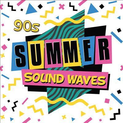 90s Summer Sound Waves