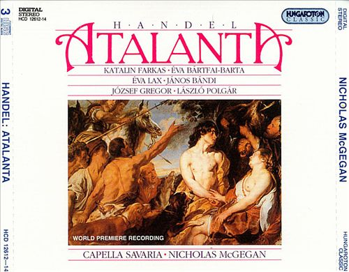 Handel: Atalanta