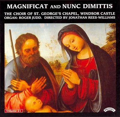Magnificat and Nunc Dimittis, Vol. 21