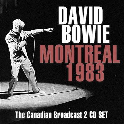 Montreal 1983: The Canadian Broadcast 2 CD Set