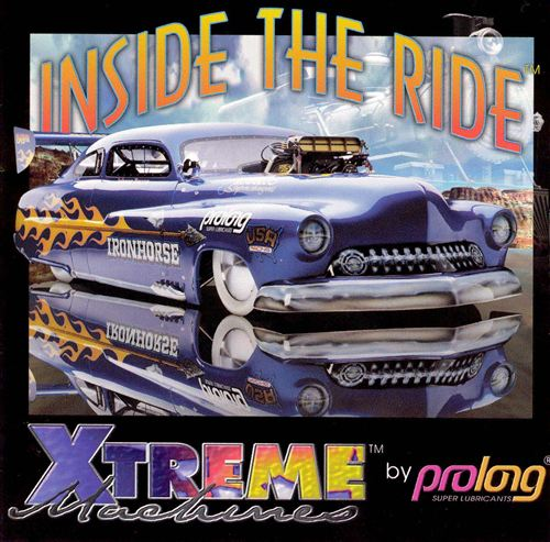 Inside the Ride