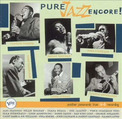 Pure Jazz Encore!