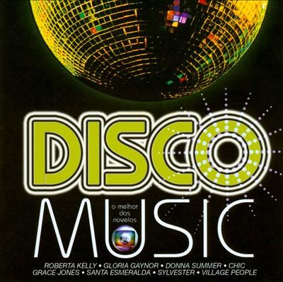 Disco Music: O Melhor das Novelas
