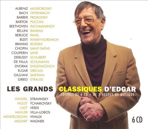 Les Grands Classiques D'Edgar [Box Set]