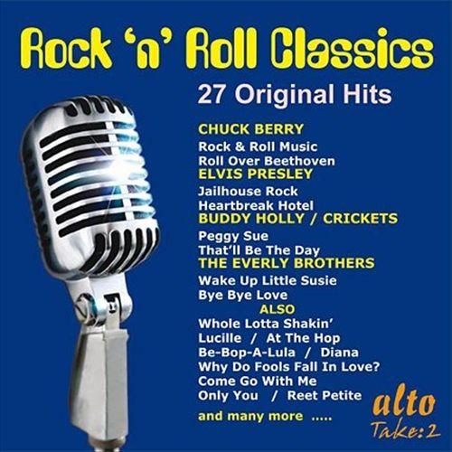 Rock N' Roll Classics [Musical Concepts]
