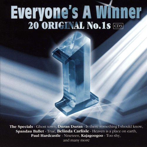 Everyone's A Winner: 20 Original No. 1's [CD3]