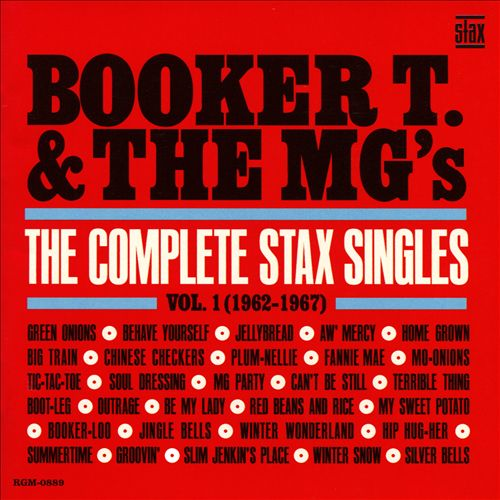 The Complete Stax Singles, Vol. 1: 1962-1967
