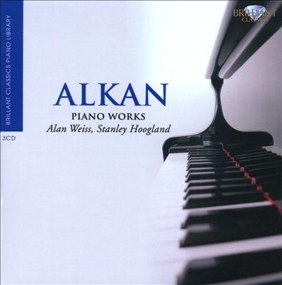 Alkan: Piano Works