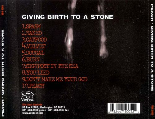 Giving Birth to a Stone