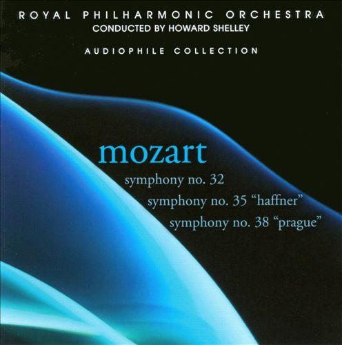 Mozart: Symphonies 32, 35, 38