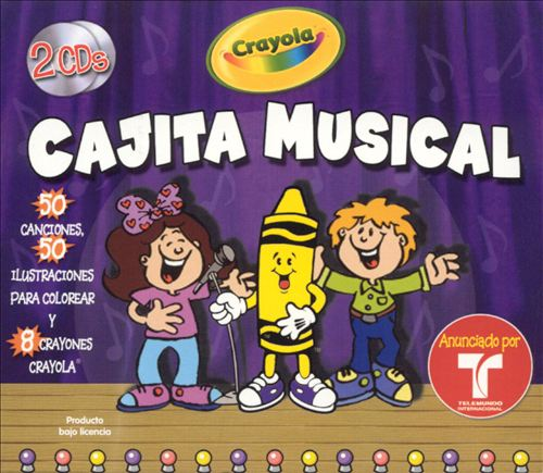 Crayola: Cajita Musical