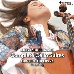 Johann Sebastian Bach: Complete Cello Suites
