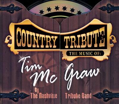 Tribute to Tim McGraw