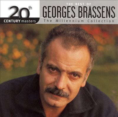 Best of Georges Brassens: 20th Century Masters