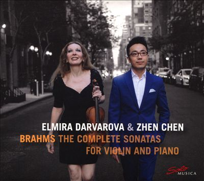 Brahms: The Complete Sonatas for Violin and Piano
