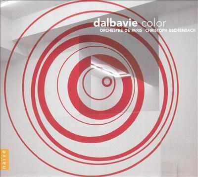 Dalbavie: Color