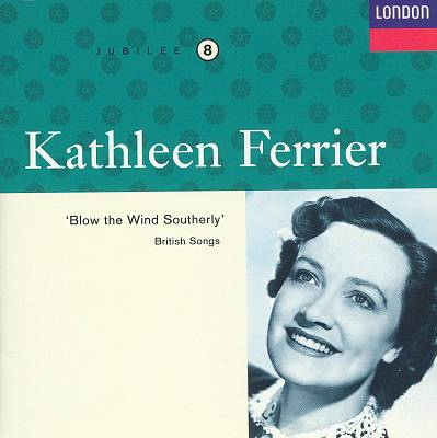 Blow the Wind Southerly: British Songs