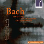 Bach: Sonatas for Viola…