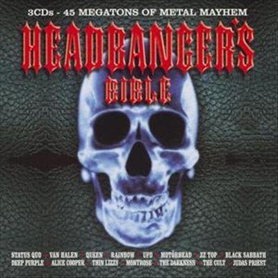 Headbanger's Bible: 45 of the Biggest Headbangers