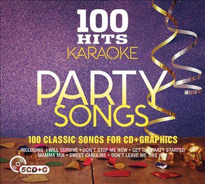 100 Hits: Karaoke Party Songs