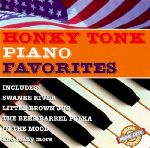 Honky Tonk Piano Favorites [Prime Cuts]