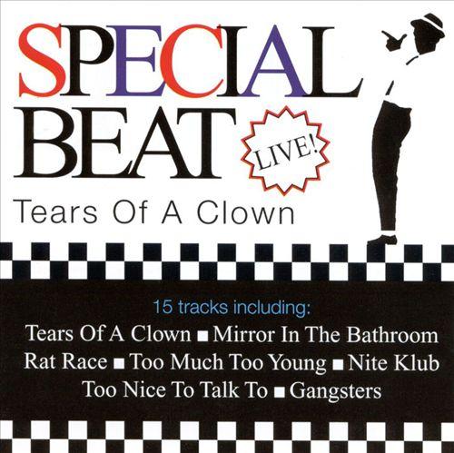 Tears of a Clown - Live