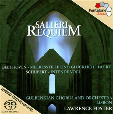 Salieri: Requiem